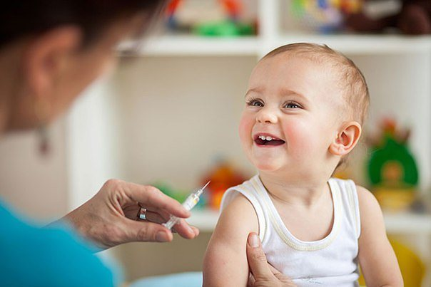 Реакция прививки БЦЖ у новорожденных